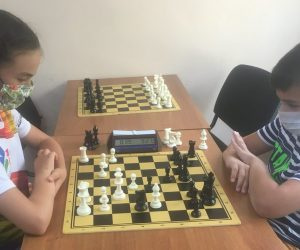 В Ялте завершился турнир по шахматам памяти Рафаила Яковлевича Горенштейна