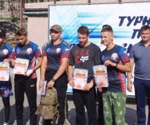 В Ялте состоялся открытый турнир по спортивному лазертагу