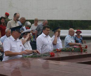 Ялту посетили участники акции «Поезд Памяти и Славы»