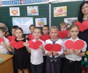 В ялтинских школах прошел единый «Урок милосердия»