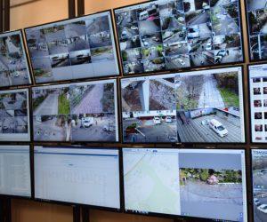 Половину правонарушений в Ялте удалось раскрыть благодаря системе интеллектуального видеонаблюдения