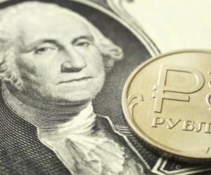 Экономист допустил падение курса доллара до 45 рублей