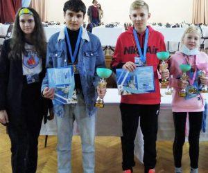 В Ялте состоялся Всероссийский турнир по шахматам