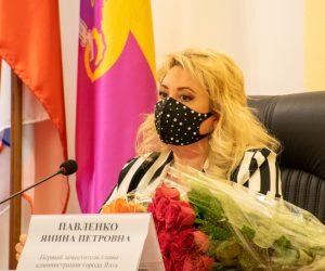 Временно исполнять полномочия главы администрации Ялты до проведения конкурса будет первый заместитель главы администрации Янина Павленко