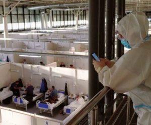 В Крыму планируют развернуть временные госпитали для больных COVID-19
