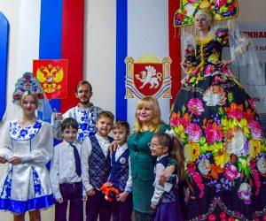 Ялтинской средней школе №12 исполнилось 55 лет