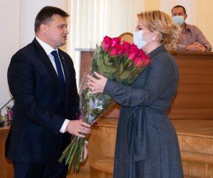 Янина Павленко назначена главой администрации города Ялта