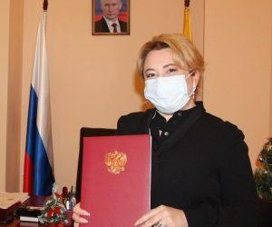 Янина Павленко официально стала главой администрации города Ялта