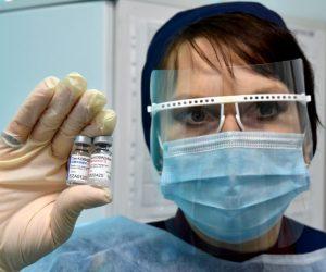 В Крым доставили еще одну партию вакцин из 4300 доз