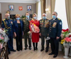 Почётный гражданин Ялты Анатолий Медведь награжден медалью «Памяти героев Отечества»