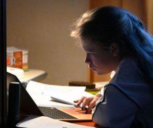 Более 1,5 тысячи школьников Крыма остаются на дистанционном обучении