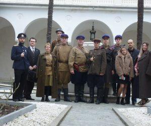 К 76-й годовщине Крымской (Ялтинской) конференции в Ливадийском дворце открылась выставка
