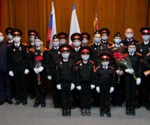 Между Управлением МВД России по г. Ялте и ялтинской средней школой №11 подписано соглашение о сотрудничестве в области патриотического воспитания кадетов