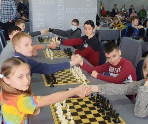 В Ялте состоялся муниципальный этап соревнований по шахматам «Белая ладья»
