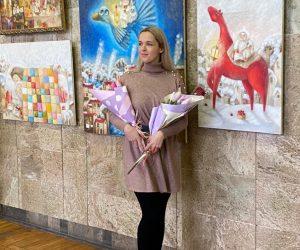 Ялтинская художница Яна Пояркова поделилась «Историями нашего детства»