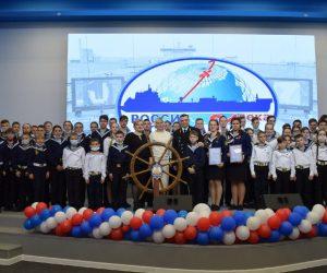 Юные ялтинцы приняли участие в федеральном проекте «Россия – страна мореходов XXI века»