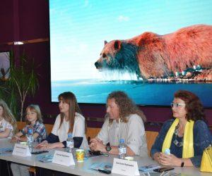 В Ялте презентовали фильм ялтинской кинокомпания «Киммерия»