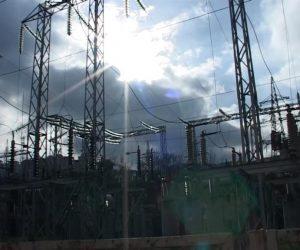 Одна из ниток энергомоста в Крым впервые получила повреждение