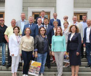 Ялту посетила делегация Всеволожского муниципального района Ленинградской области
