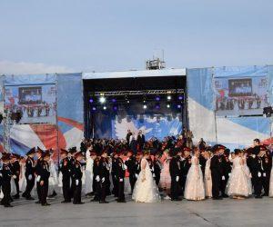 В Ялте состоялся II Александровский бал кадет
