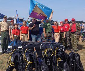 Ялтинцы приняли участие в работе Международного военно-технического форума «АРМИЯ-2021»