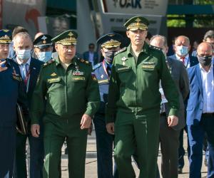 Форум «Армия-2021» в Крыму намерены проводить ежегодно