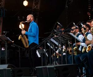 В Крыму завершился фестиваль Koktebel Jazz Party