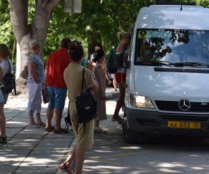С 1 сентября в Ялте возобновлено функционирование маршрутов общественного транспорта №17, 20 и 1-Б