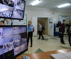 Сколько учебных заведений Крыма обеспечены средствами безопасности