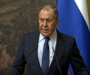 Лавров объявил о приостановке работы представительства России при НАТО с ноября