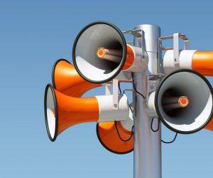 С 6 по 8 октября в Ялте состоится годовая комплексная проверка системы оповещения