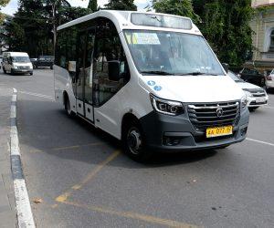 В Ялте проводятся ежедневные проверки работы общественного транспорта